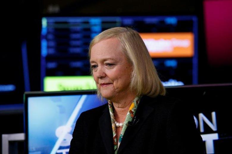 Мег Уитмэн покинет пост генерального директора Hewlett Packard Enterprise