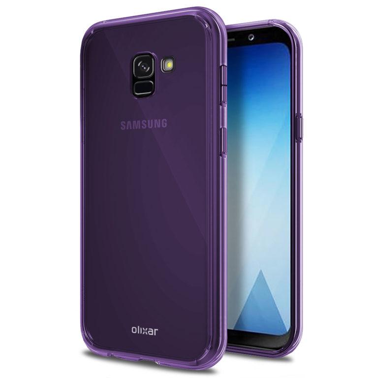 Смартфон Samsung Galaxy A5 (2018), который может выйти под названием Galaxy A8 (2018), засветился на качественных изображениях