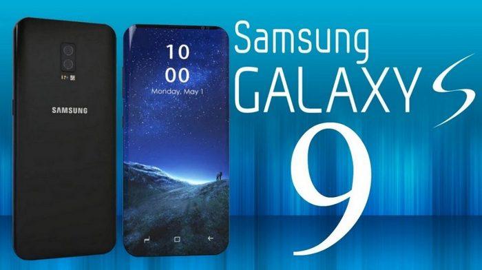 Экран смартфона Samsung Galaxy S9 может занимать 90% лицевой панели