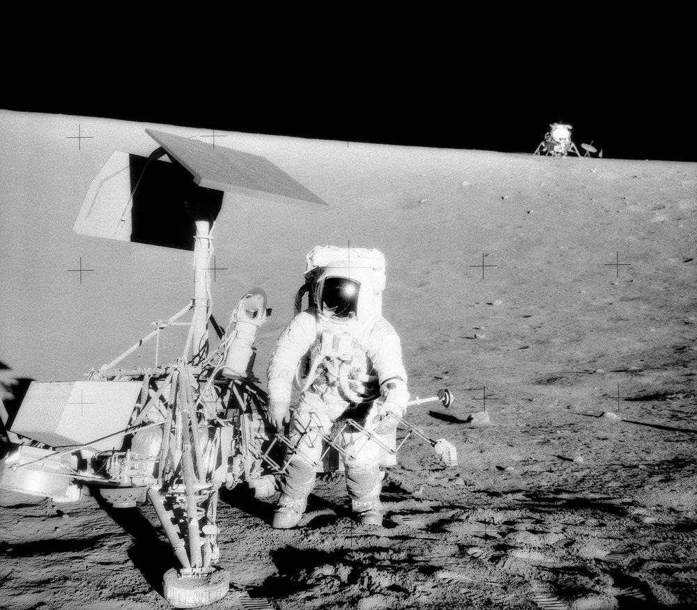 Космический вандализм и юмор в программе «Аполлон» - 3