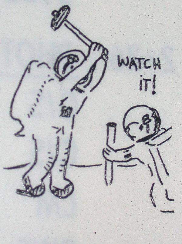 Космический вандализм и юмор в программе «Аполлон» - 6