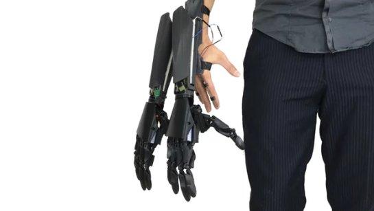 Youbionic выпустила 3D-печатную роботизированную руку