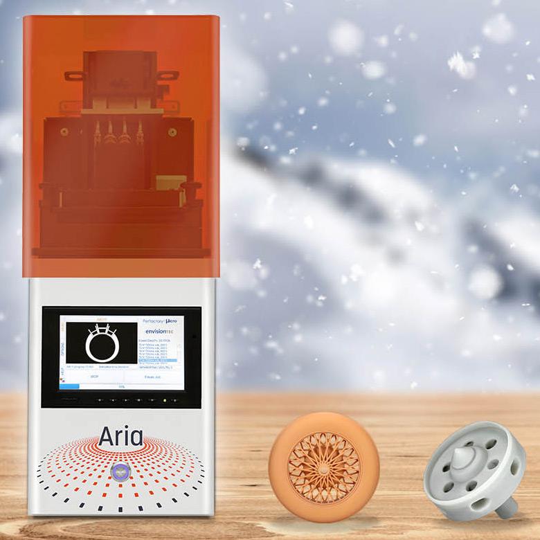Принтер EnvisionTEC Aria стоит $6999