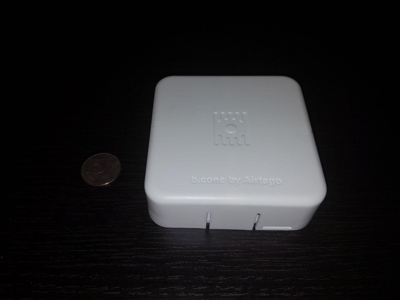 Направленный Bluetooth-маяк (iBeacon) и полный мобильный факап - 4