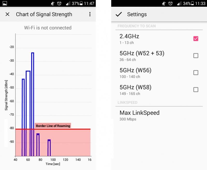 Немного об анализаторах Wi-Fi покрытия на Android - 17
