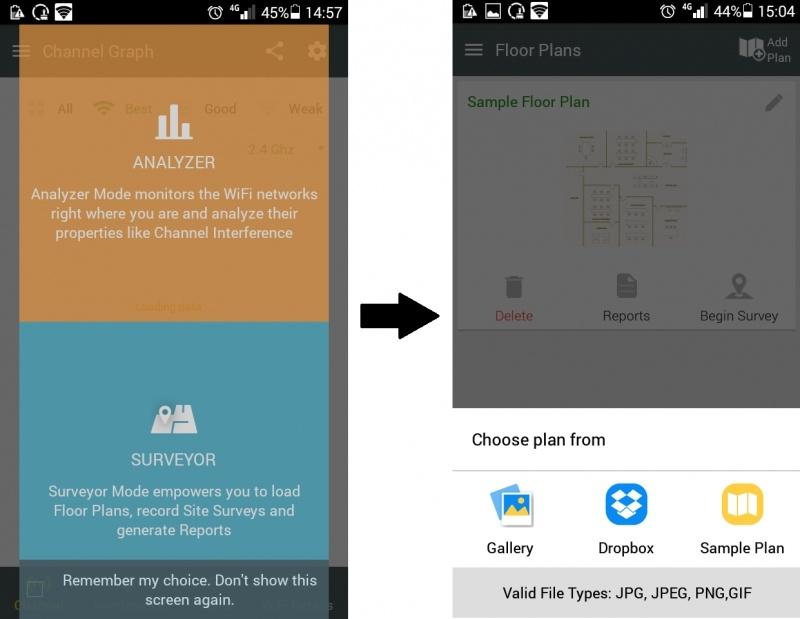 Немного об анализаторах Wi-Fi покрытия на Android - 3