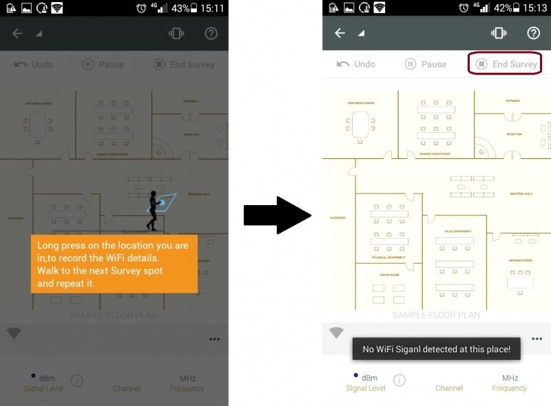 Немного об анализаторах Wi-Fi покрытия на Android - 4