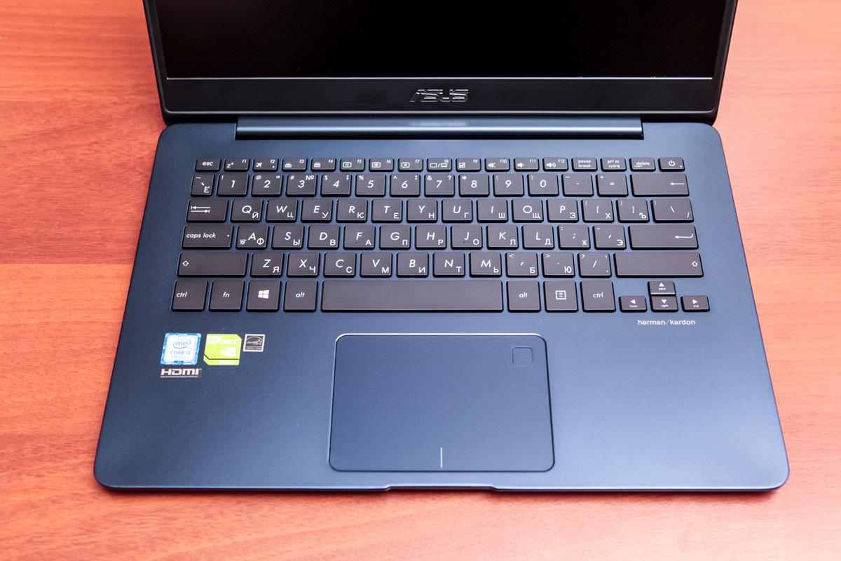 Обзор ноутбука ASUS ZenBook UX3400UQ - 12