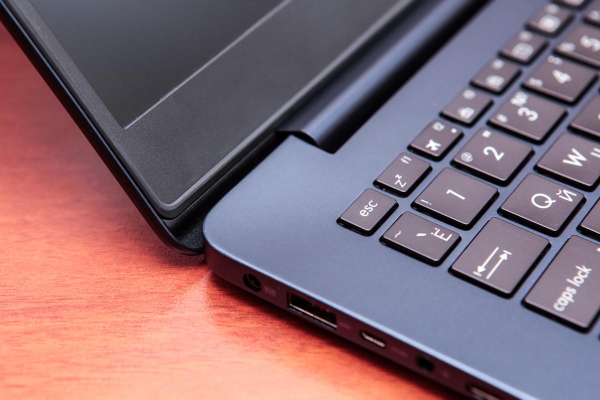Обзор ноутбука ASUS ZenBook UX3400UQ - 14