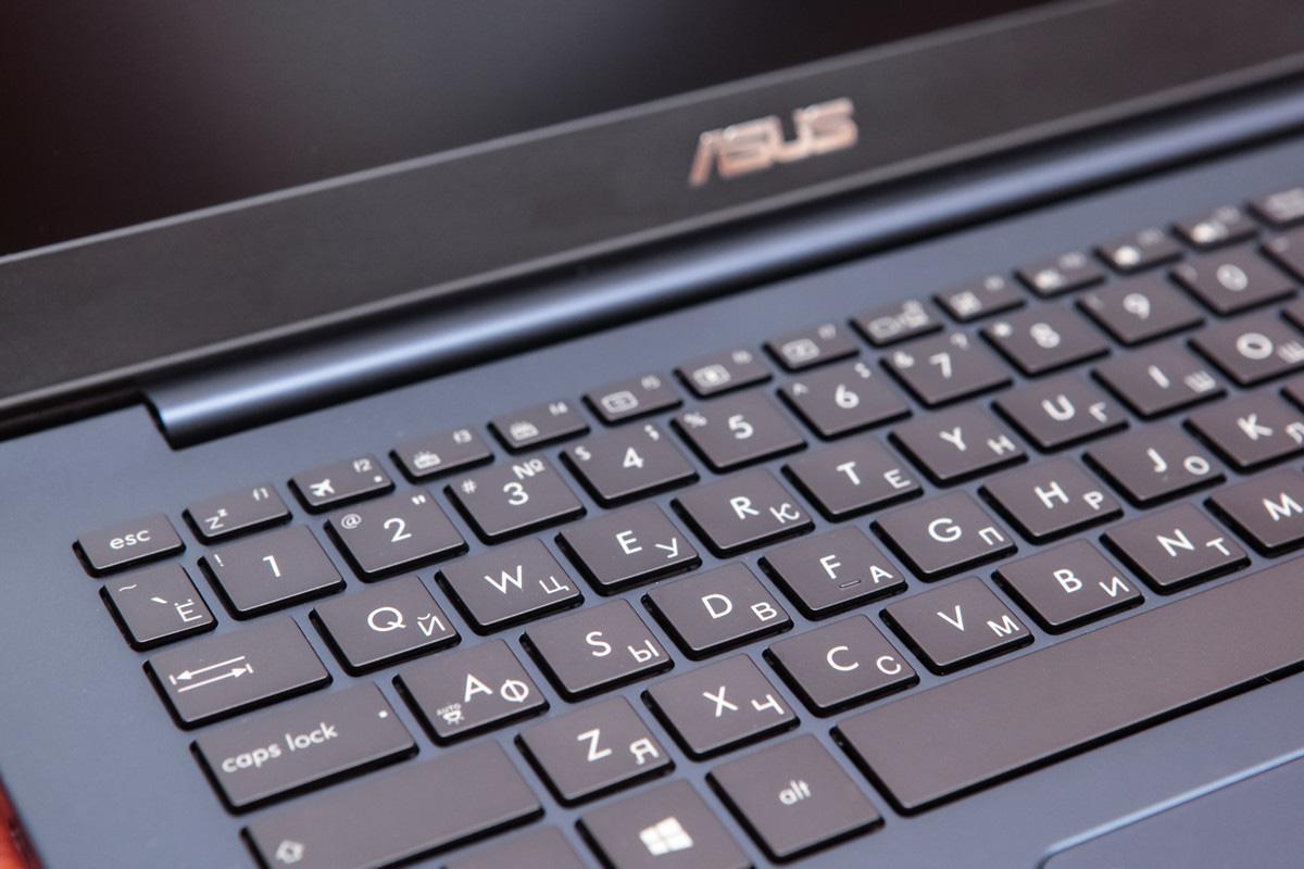 Обзор ноутбука ASUS ZenBook UX3400UQ - 15