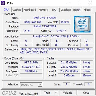 Обзор ноутбука ASUS ZenBook UX3400UQ - 19