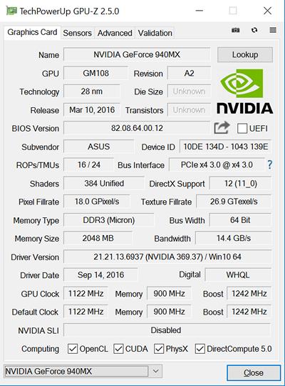 Обзор ноутбука ASUS ZenBook UX3400UQ - 22