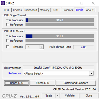 Обзор ноутбука ASUS ZenBook UX3400UQ - 26
