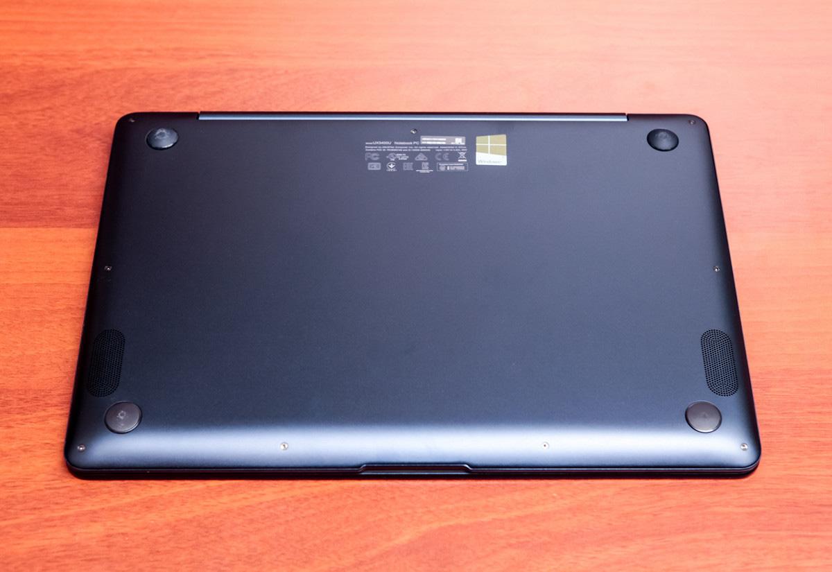 Обзор ноутбука ASUS ZenBook UX3400UQ - 4