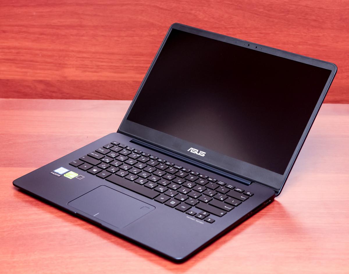 Обзор ноутбука ASUS ZenBook UX3400UQ - 8