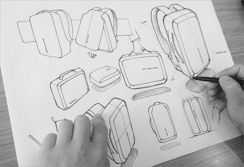 Обзор рюкзака XD Bobby Bizz [ Читать в инкогнито-вкладке ] - 3