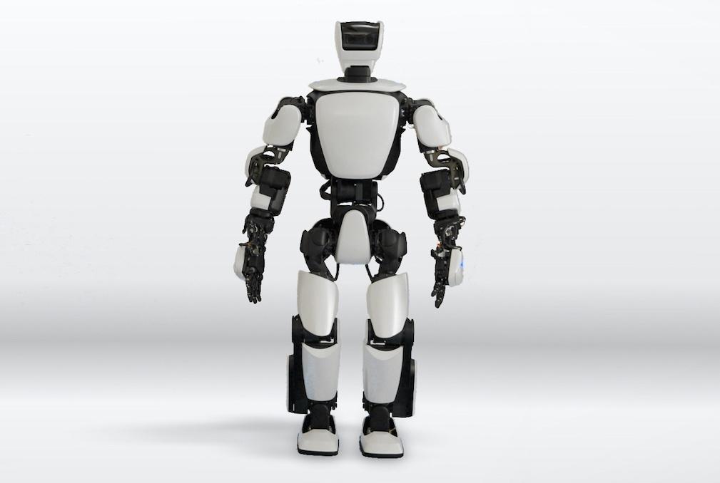 Toyota представила нового гуманоидного робота T-HR3 - 1