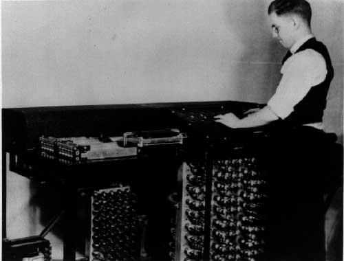 Электронные компьютеры, часть 1: пролог - 4