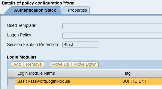 Настройка аутентификации в SAP Netweaver AS Java (Часть 2 из 3) - 5