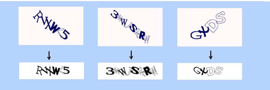 Текстовые капчи легко распознаются нейронными сетями глубокого обучения - 26