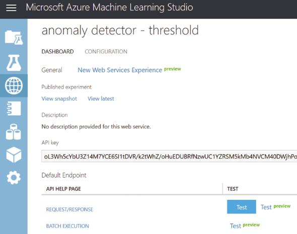 Машинное обучение: анализ временных рядов Azure Machine Learning для поиска аномалий - 9
