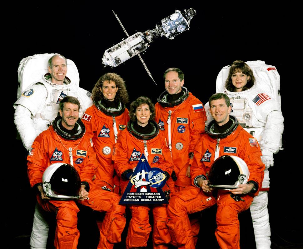 Первый президент-астронавт в мире - 3