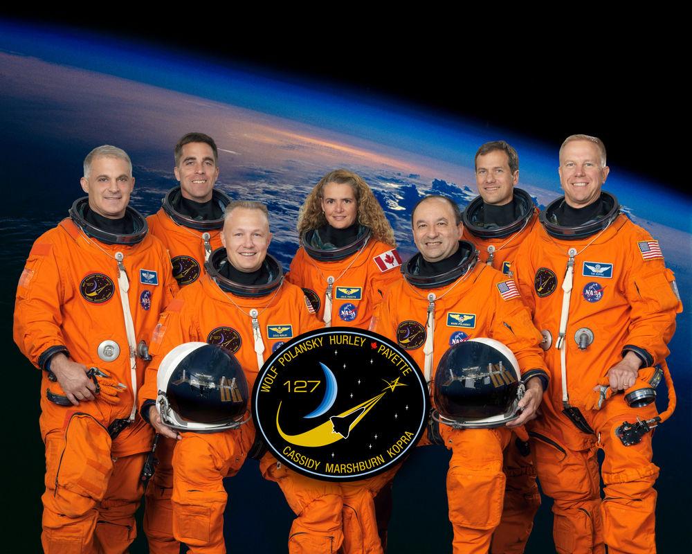 Первый президент-астронавт в мире - 4
