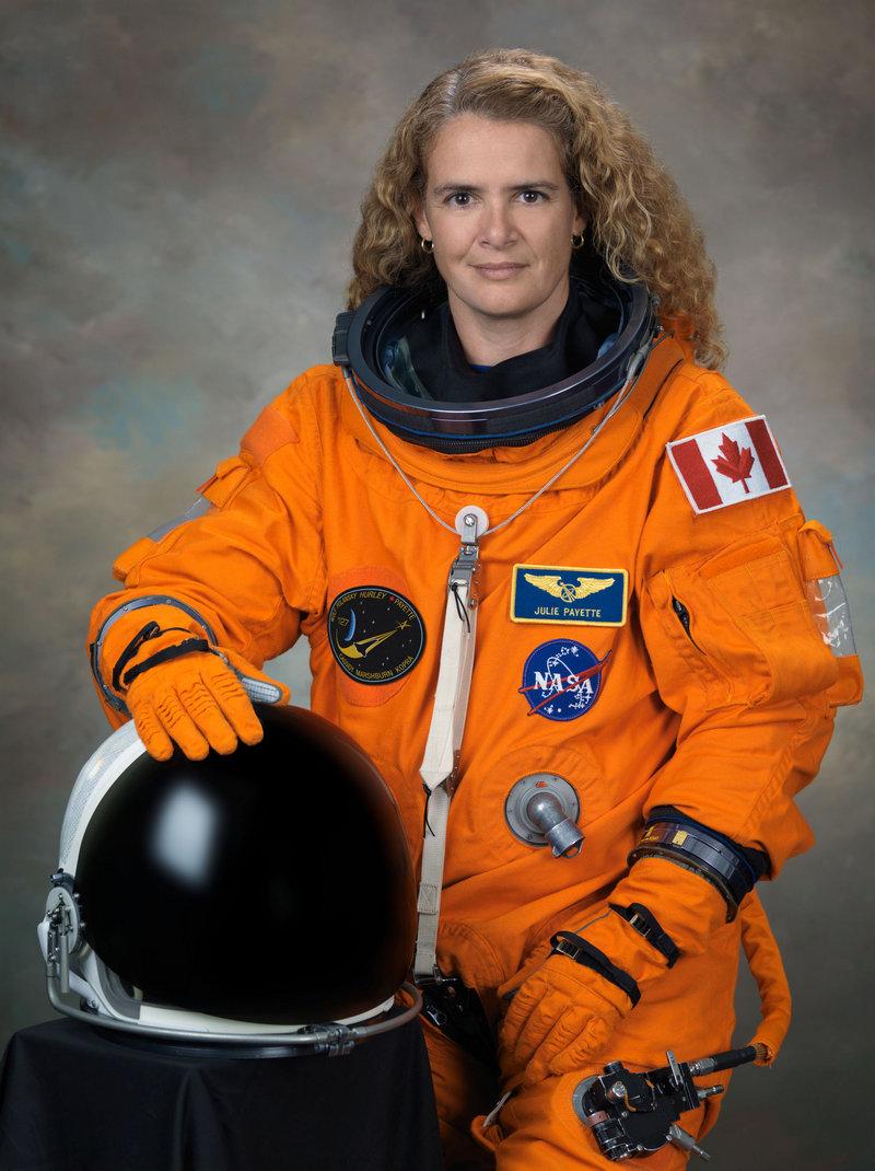 Первый президент-астронавт в мире - 1