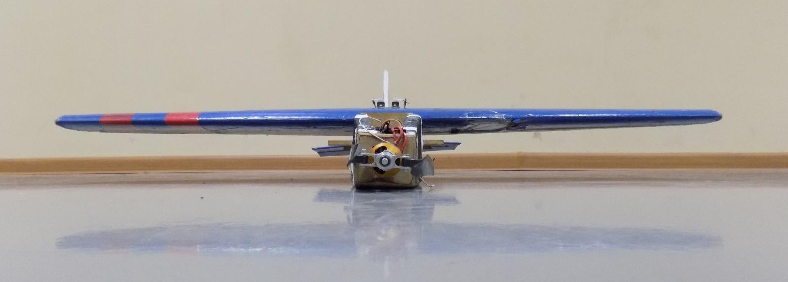 Пилотажный ДПЛА. Часть 2. Простейшая модель движения для выполнения бочки - 39