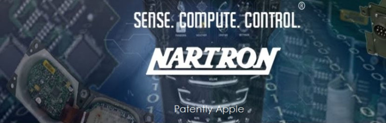 По мнению компании Nartron, ее патент нарушен в устройствах Apple