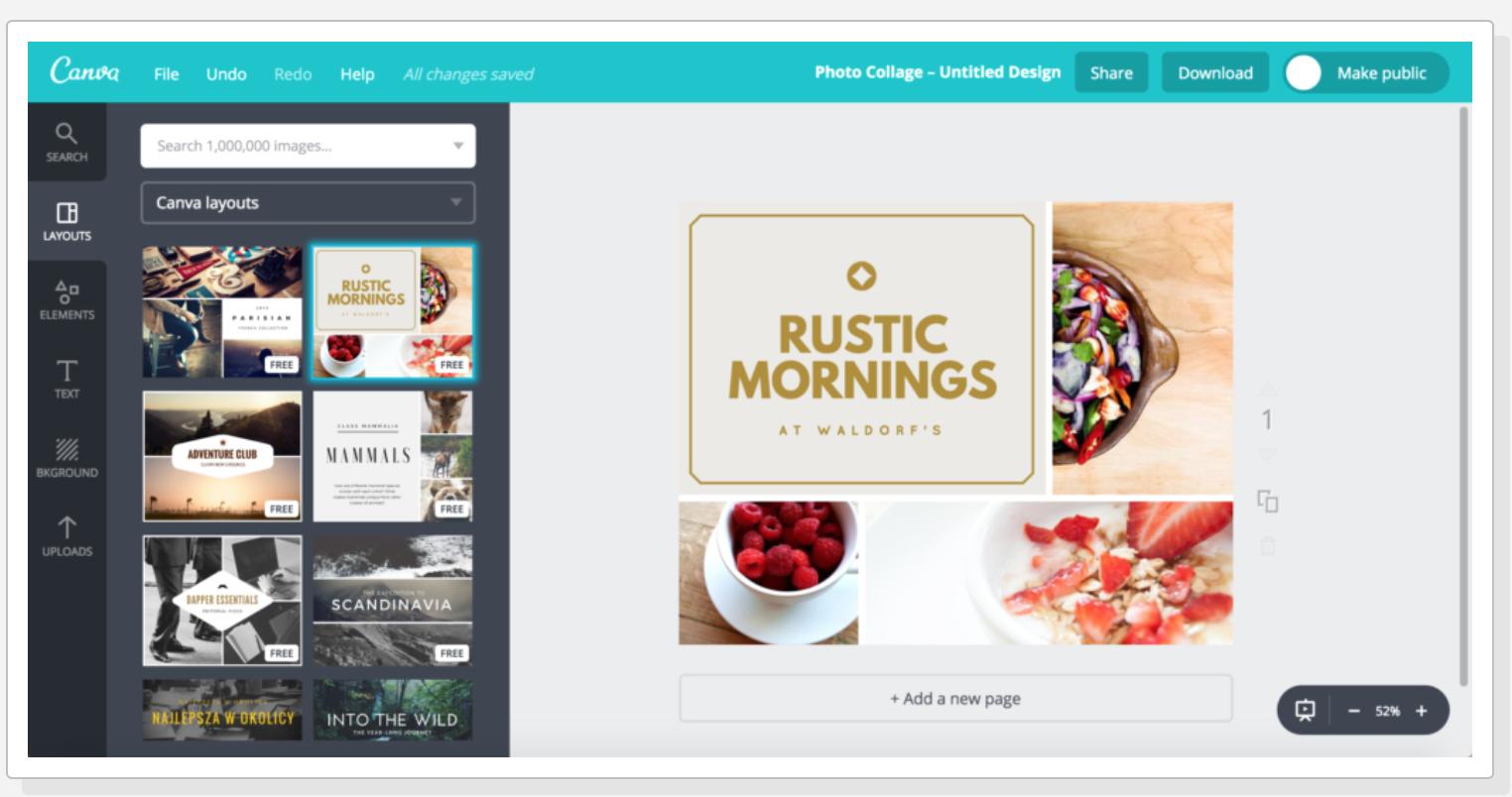 27 бесплатных сервисов для создания визуального контента без дизайнера - 3