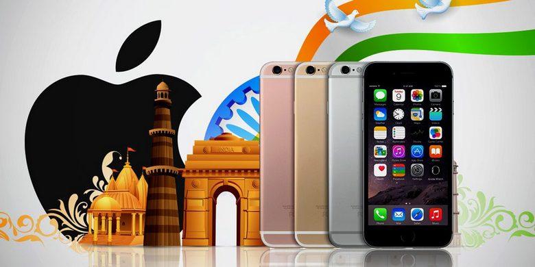 Индия ждёт, что Apple увеличит производство своих устройств
