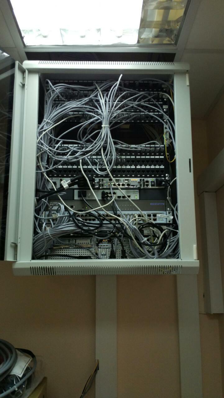 Как мы делали гигантский объём связи для немаленькой охранной структуры - 8