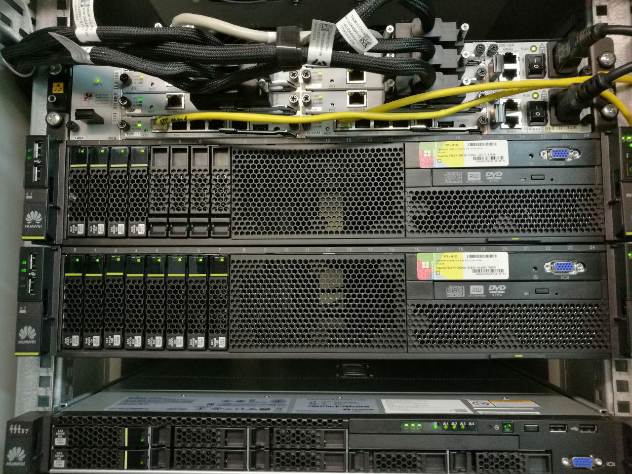 Как мы делали гигантский объём связи для немаленькой охранной структуры - 1