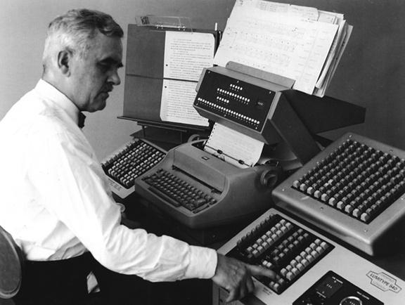 От кипящего свинца до компьютеров: история математической типографики - 11