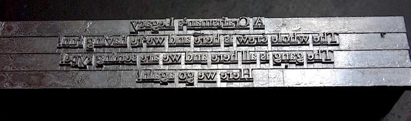 От кипящего свинца до компьютеров: история математической типографики - 5