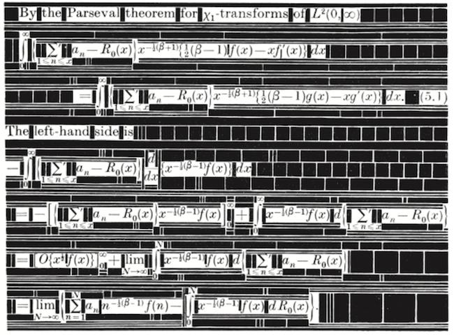От кипящего свинца до компьютеров: история математической типографики - 7