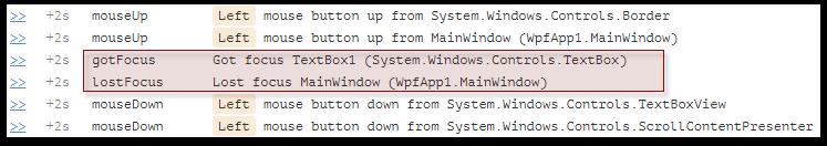 Собираем пользовательскую активность в WPF - 6