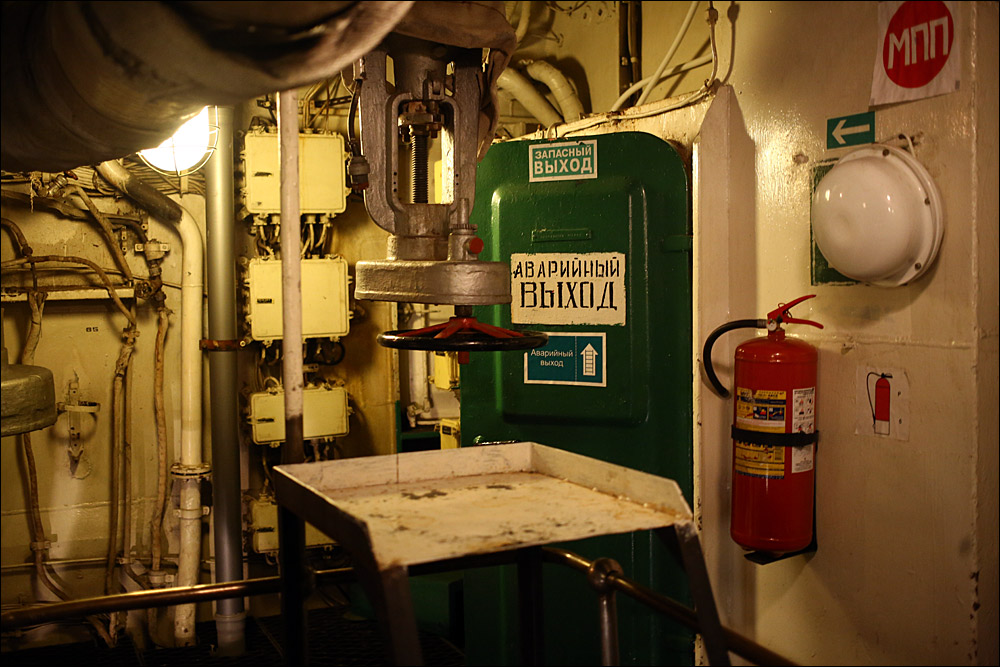 Атомоход Ленин — почти как космический корабль, только ледокол - 10
