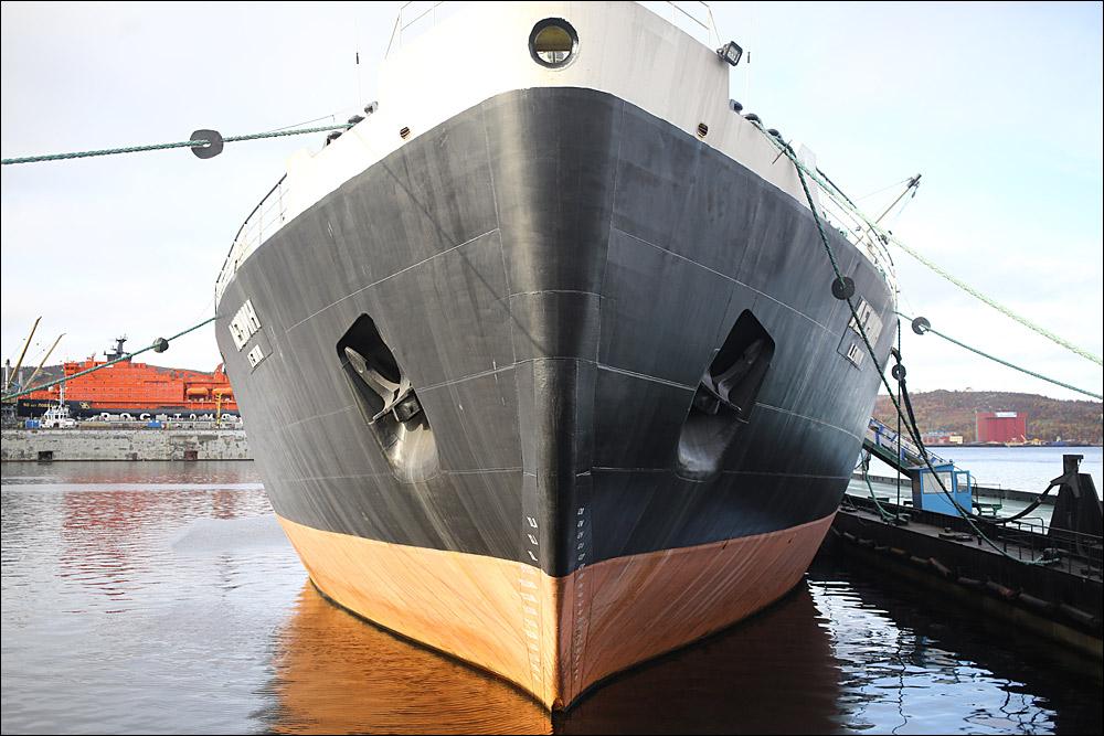 Атомоход Ленин — почти как космический корабль, только ледокол - 13