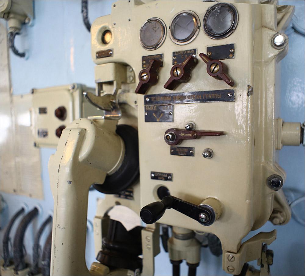 Атомоход Ленин — почти как космический корабль, только ледокол - 22