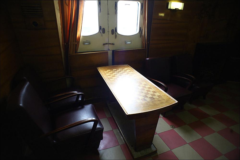Атомоход Ленин — почти как космический корабль, только ледокол - 6