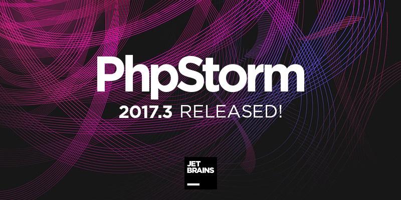 PhpStorm 2017.3