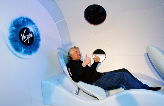 Желающих совершить туристический космический полет уже собралось 900 человек