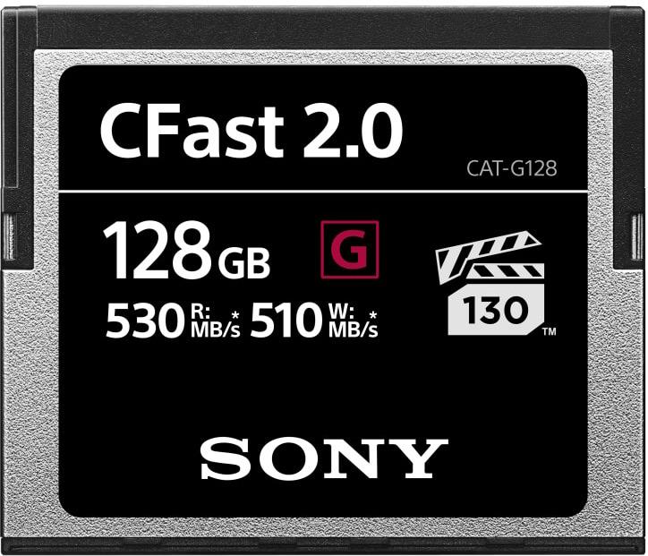 В серию G войдут модели CAT-G32, CAT-G64 и CAT-G128 объемом 32, 64 и 128 ГБ соответственно