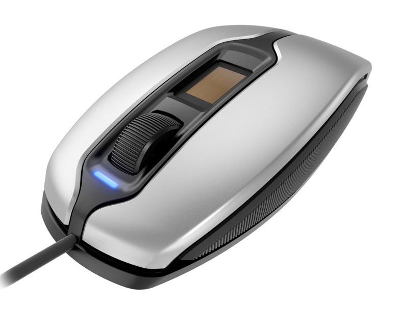 Мышь Cherry MC 4900 оснащена дактилоскопическим датчиком