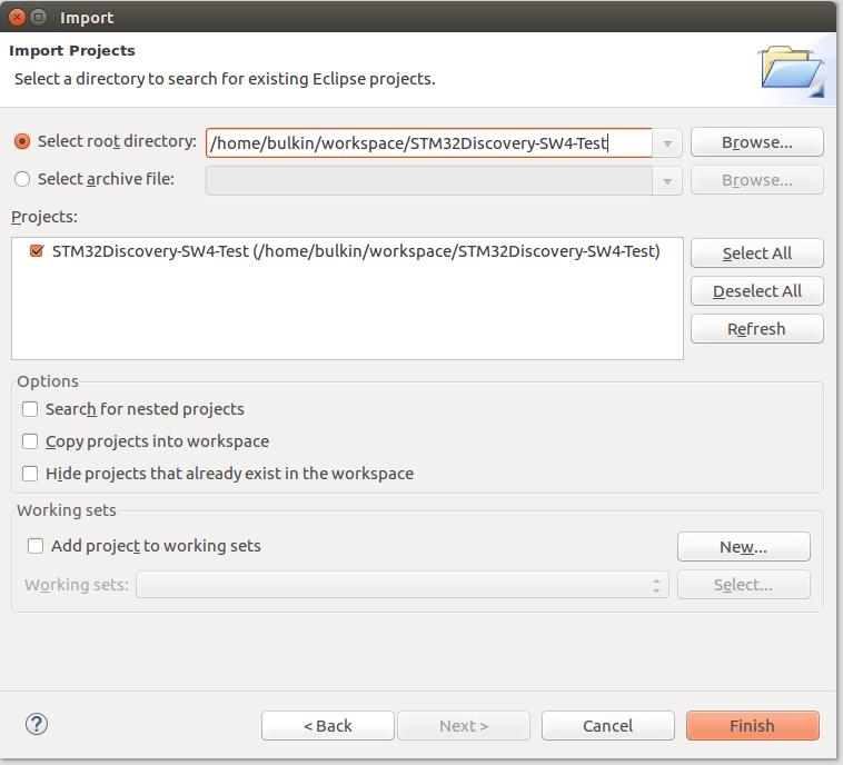 Настройка Sublime Text 3, SW4 и STM32CubeMX для разработки STM32 под Linux - 12