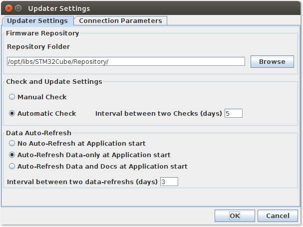 Настройка Sublime Text 3, SW4 и STM32CubeMX для разработки STM32 под Linux - 2