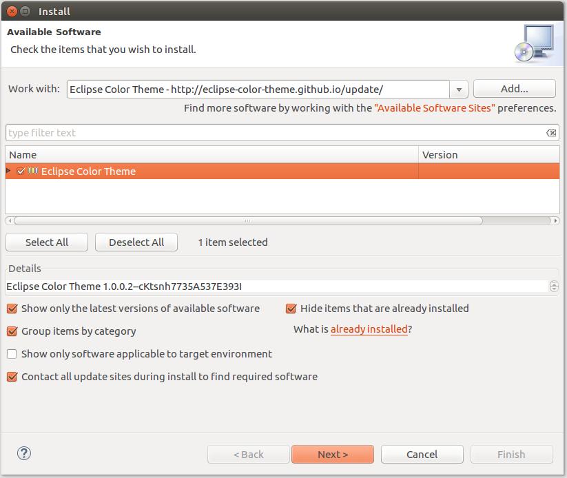 Настройка Sublime Text 3, SW4 и STM32CubeMX для разработки STM32 под Linux - 5