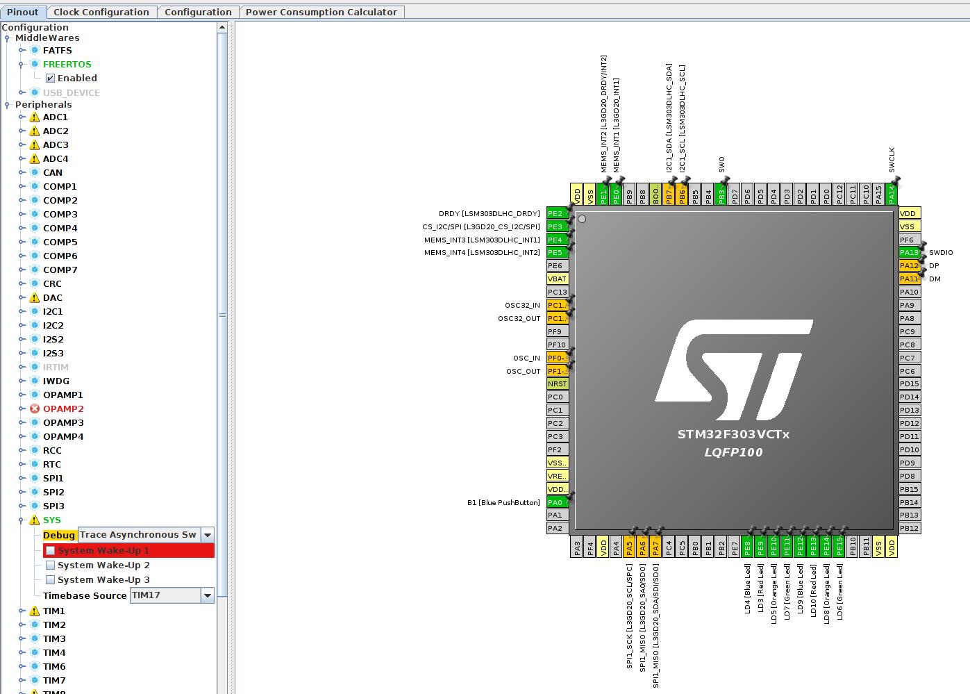 Настройка Sublime Text 3, SW4 и STM32CubeMX для разработки STM32 под Linux - 7